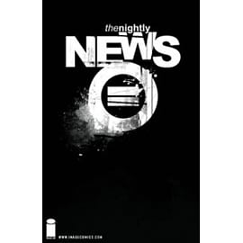 Nightly News Anniversary Edition HC Books