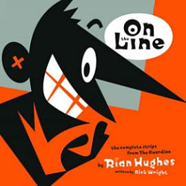 On the Line HC Books