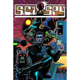 Sci-Spy Complete Series TP Books