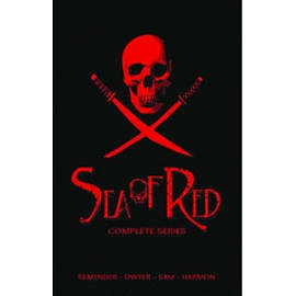 Sea of Red Slipcase Collection Books
