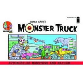 Shaky Kane's Monster Truck TP Books