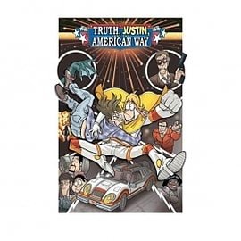 Truth, Justin And The American Way Books