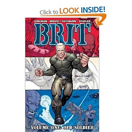 Brit Volume 1: Old Soldier Books