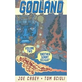 Godland Volume 2: Another Sunny Delight Books
