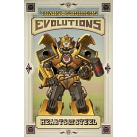 Transformers : Evolutions - Hearts of Steel (2012 Edition) Books
