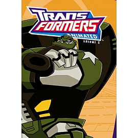 Transformers Animated Volume 5 Books