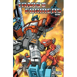 Transformers Vol. 1: For All Mankind Books