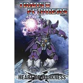Transformers Vol. 4: Heart of Darkness Books