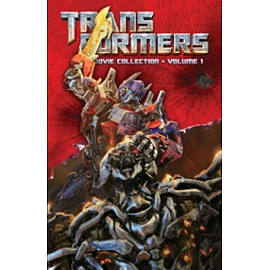 Transformers: Movie Collection Volume 1 Books