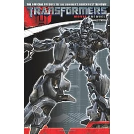 Transformers: The Movie Prequel Books