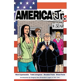 America, Jr. Volume 1 Books