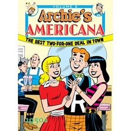 Archie Americana Volume 2: Best of the 1950s Books