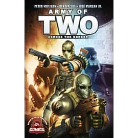 Army of Two Volume 1 Books
