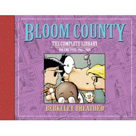 Bloom County: The Complete Library Volume 5 Books
