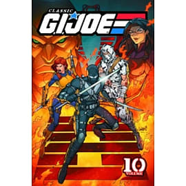 Classic G.I. Joe Volume 10 Books