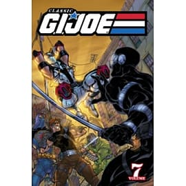 Classic G.I. Joe Volume 7 Books