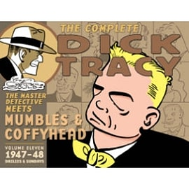 Complete Chester Gould's Dick Tracy Volume 11 Books
