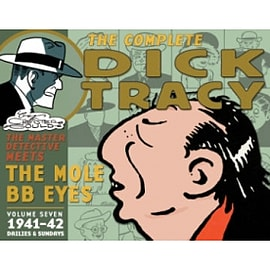 Complete Chester Gould's Dick Tracy Volume 7 Books