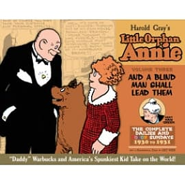 Complete Little Orphan Annie Volume 3: Books