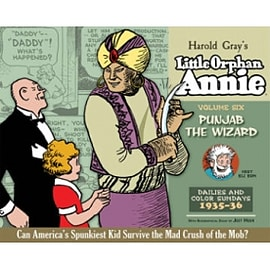 Complete Little Orphan Annie Volume 6 Books