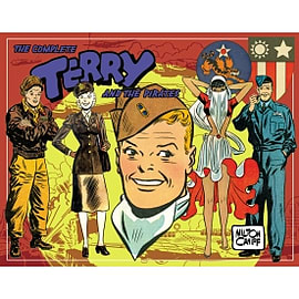 Complete Terry and the Pirates Volume 5: 1943-1944 Books