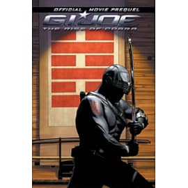 G.I. JOE Movie Prequel Books