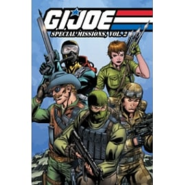 G.I. Joe: Special Missions Volume 2 Books