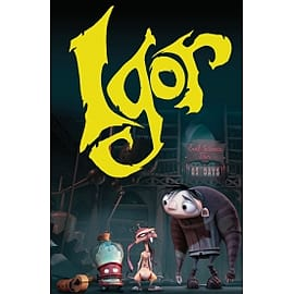 Igor Movie Adaptation Books