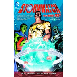 Stormwatch TP Vol 01 The Dark Side Books