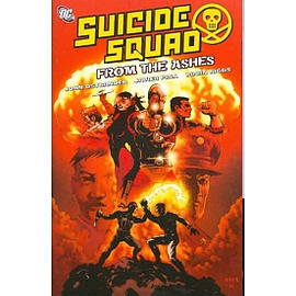 Suicide Squad From The Ashes TP Books