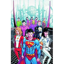 Superboy Legion Of Super Heroes The Early Years TP Books