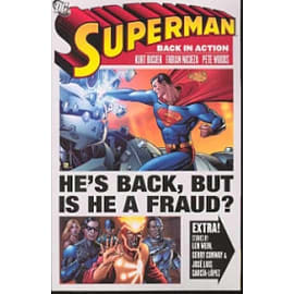 Superman Back In Action TP Books