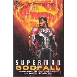 Superman Godfall TP Books