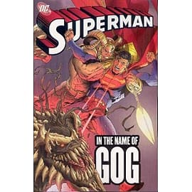 Superman In The Name Of Gog TP Books