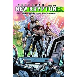 Superman New Krypton HC Vol 04 Books