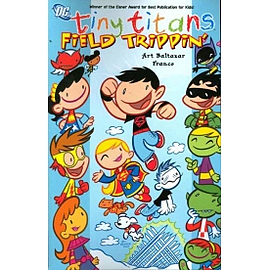 Tiny Titans TP Vol 05 Field Trippin Books