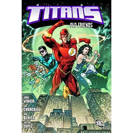 Titans TP Vol 01 Old Friends Books