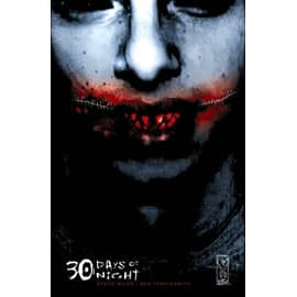 30 Days of Night Books