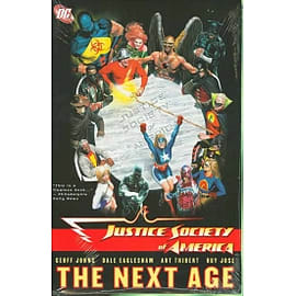Justice Society Of America HC Vol 01 The Next Age Books