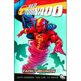 Red Tornado Family Reunion TP Books