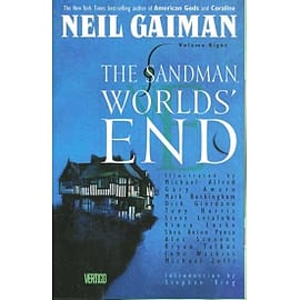 Sandman TP Vol 08 Worlds End Books