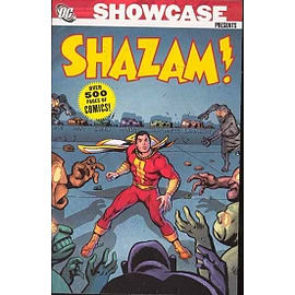 Showcase Presents Shazam TP Vol 01 Books