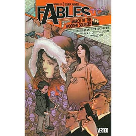Fables TP Vol 04 March Of The Wooden Soldiers Books
