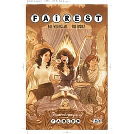 Fairest Volume 1 TP Books