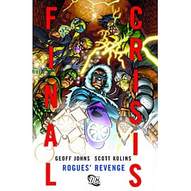 Final Crisis Rogues Revenge HC Books