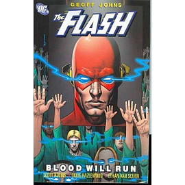 Flash Blood Will Run TP New Ed Books