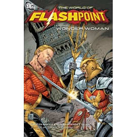 Flashpoint World Of Flashpoint Wonder Woman TP Books