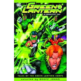 Green Lantern In Brightest Day TP Books