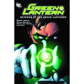 Green Lantern Revenge Of The Green Lanterns TP Books