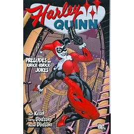 Harley Quinn Preludes And Knock Knock Jokes TP Books